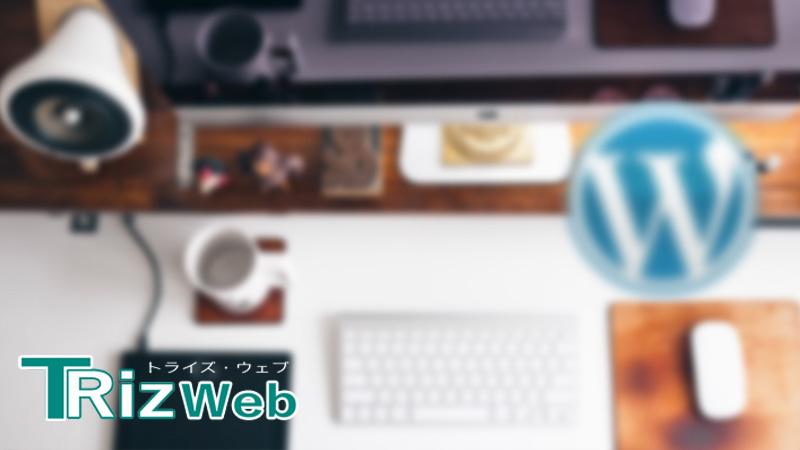 TRizwebのサービス